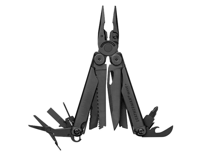 Leatherman Multitool Wave Plus