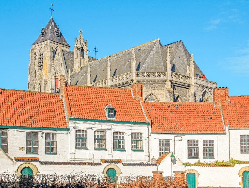 kortrijk Onze-Lieve-Vrouwekerk