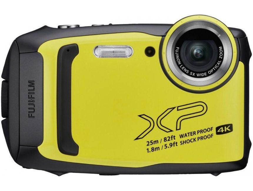 Fuji Finepix xp140 goede waterdichte camera