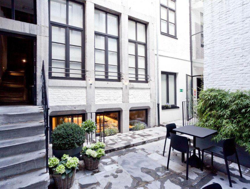 Neuvice Hotel Luik