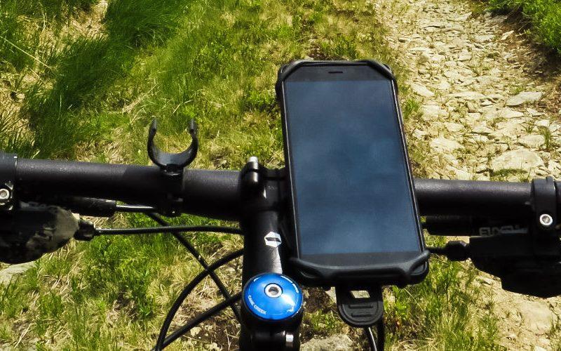 beste GSM houder fiets