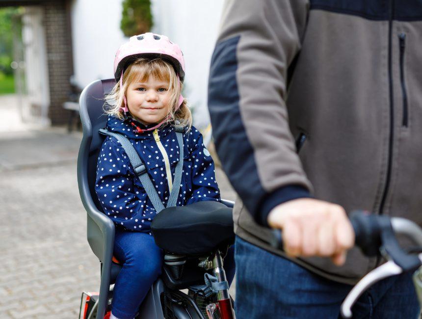 beste kinderzitje fiets