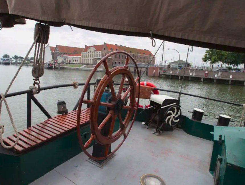 bezienswaardigheden Antwerpen slaapschip auwe neel