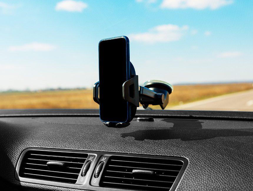 smartphone houder auto