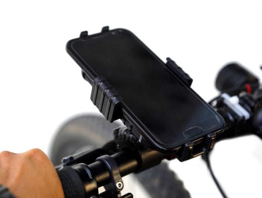 smartphone houder fiets