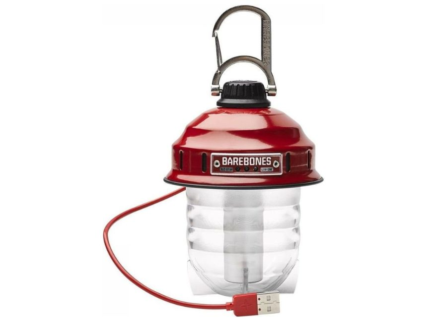 Beste dimbare kampeerlamp Beacon Light