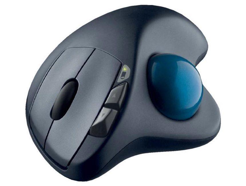 Beste draadloze muis Logitech M570
