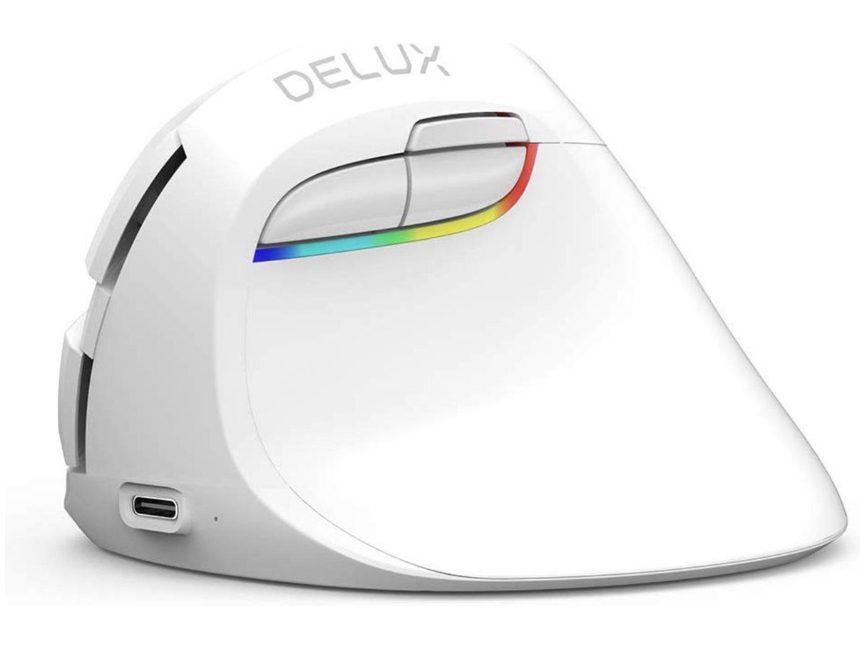 Beste ergonomische muis Delux
