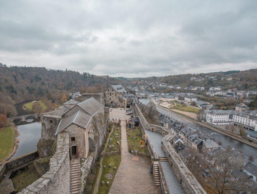 Bouillon Belgische Ardennen bezienswaardigheden