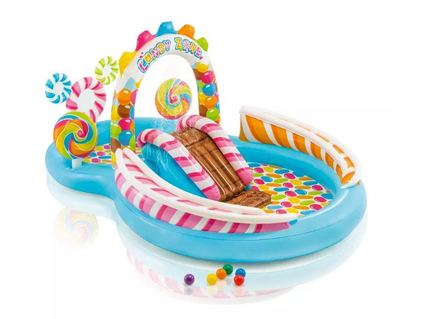 Candy Zone opblaas zwembad