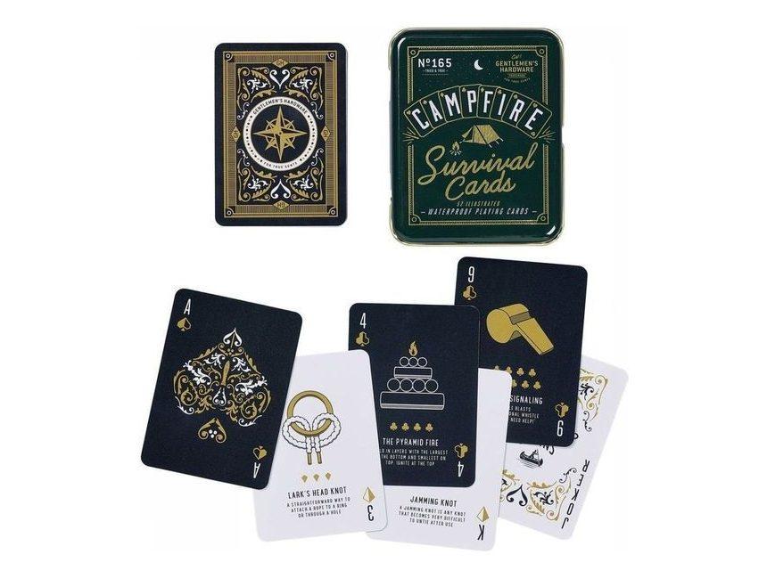 Gentleman Hardware survival cards