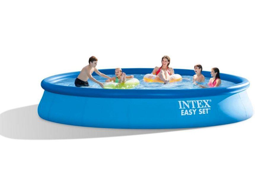 Grootste opblaas zwembad Easy set