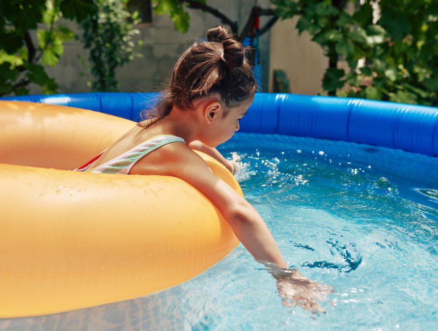 beste opblaas zwembad
