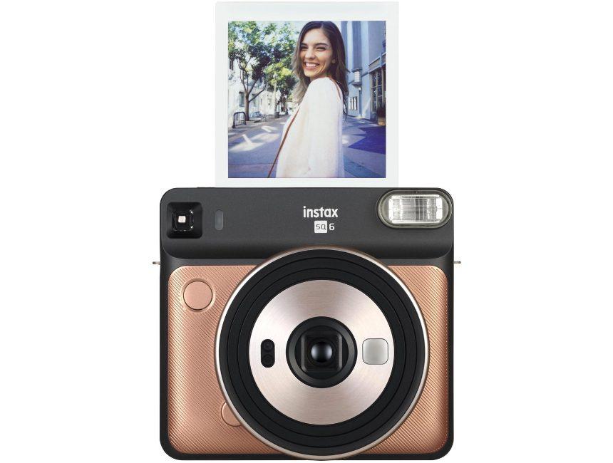 cadeau voor reisliefhebber Fujifilm instax camera