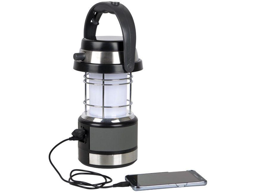 campinglamp zonne-energie Antares