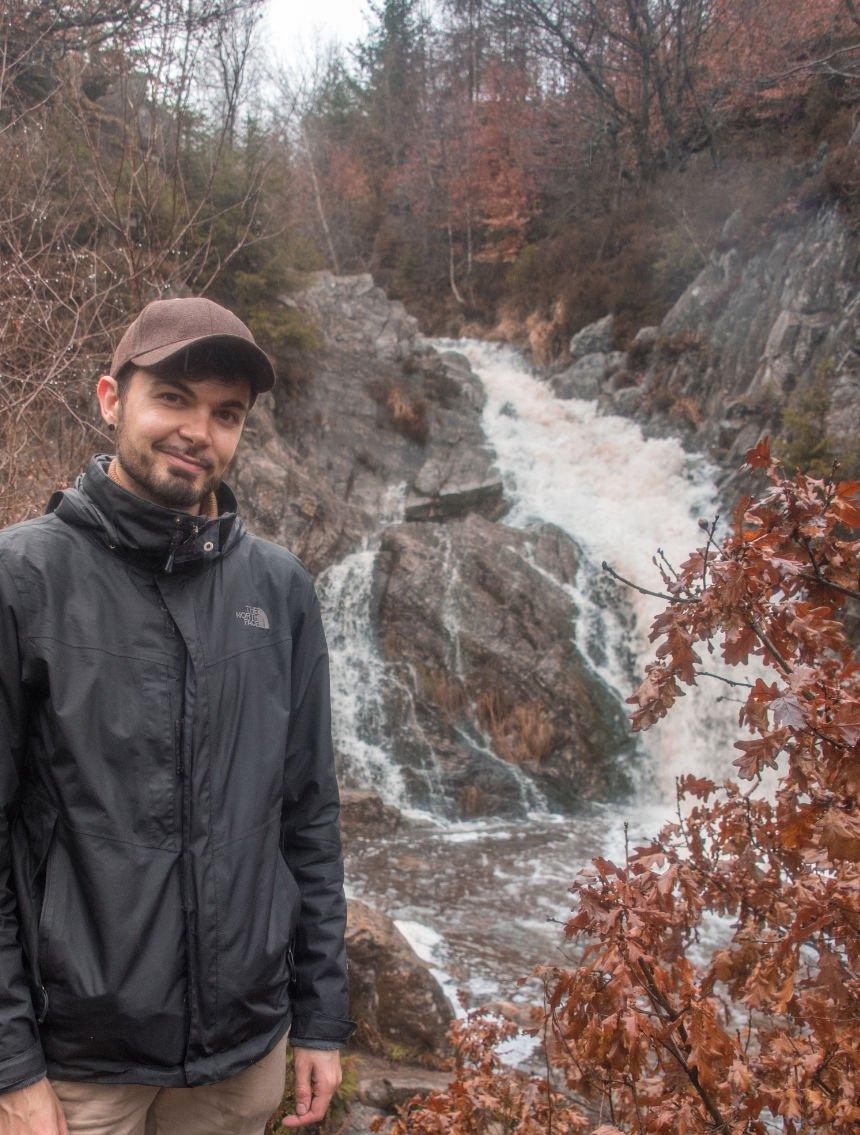 cascade de bayehon
