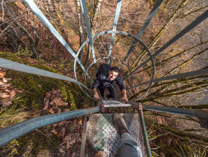 laddertjeswandeling Ardennen bezienswaardigheden
