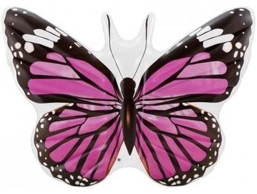 opblaasdieren water vlinder