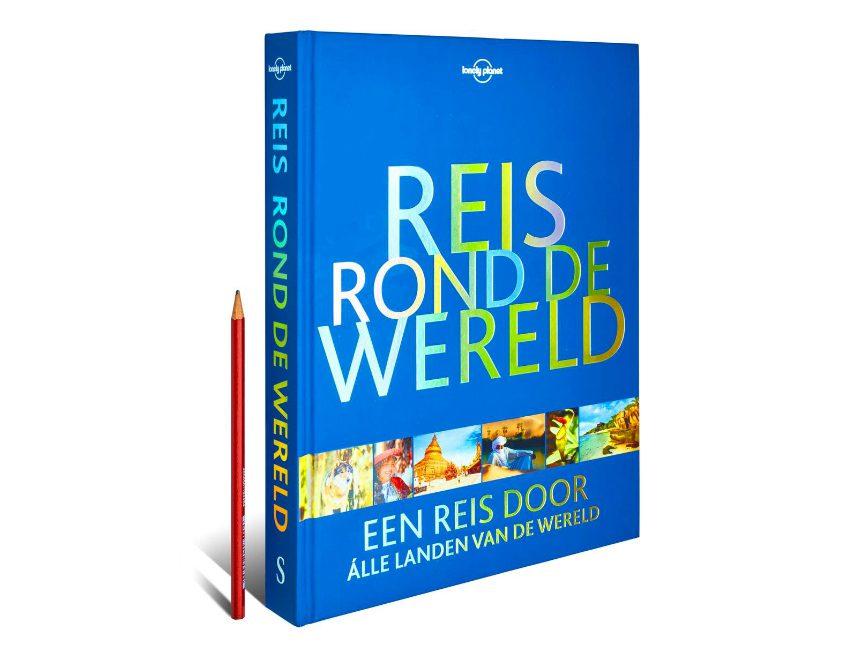originele cadeaus voor reizigers Reis rond de wereld reisboek