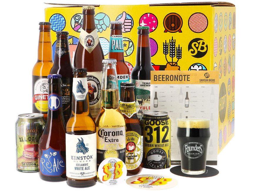 reis cadeau tips bierpakket