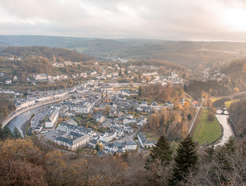 uitzicht belvedere bouillon