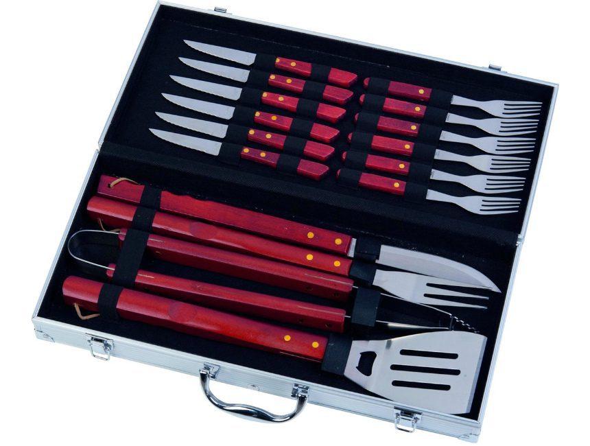 Barbecue tools kerstcadeau vader