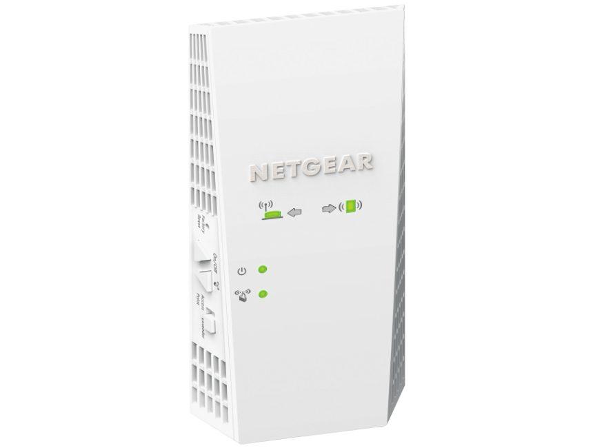Beste WIFI versterker gigabit ethernetpoort Netgear EX7300