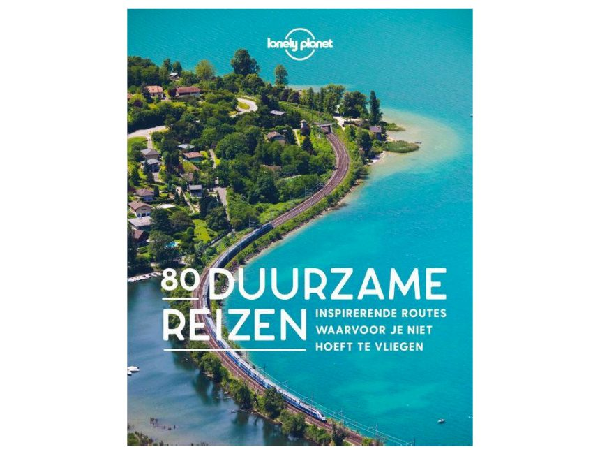 Duurzame reizen boek