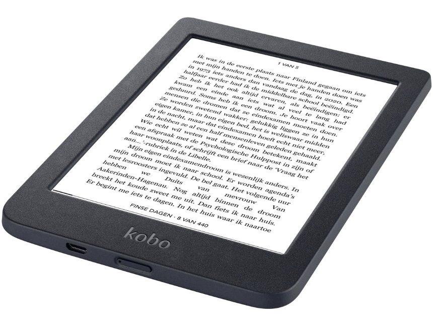 E-reader nieuwjaarscadeau