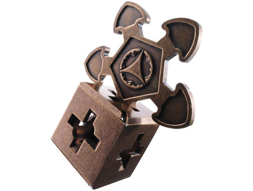 Huzzle Cast O gear puzzel