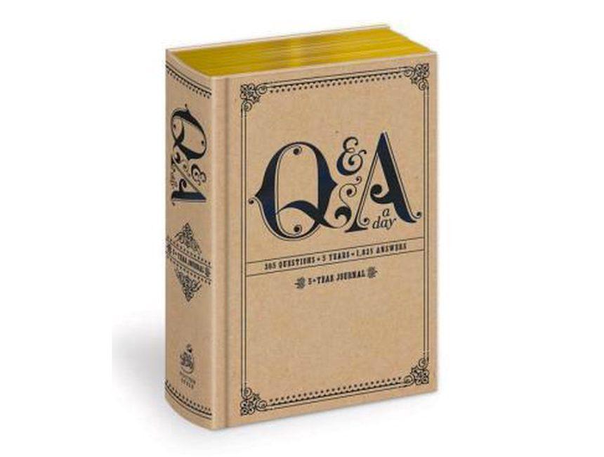 Q&A dagboek leuke kerstcadeaus