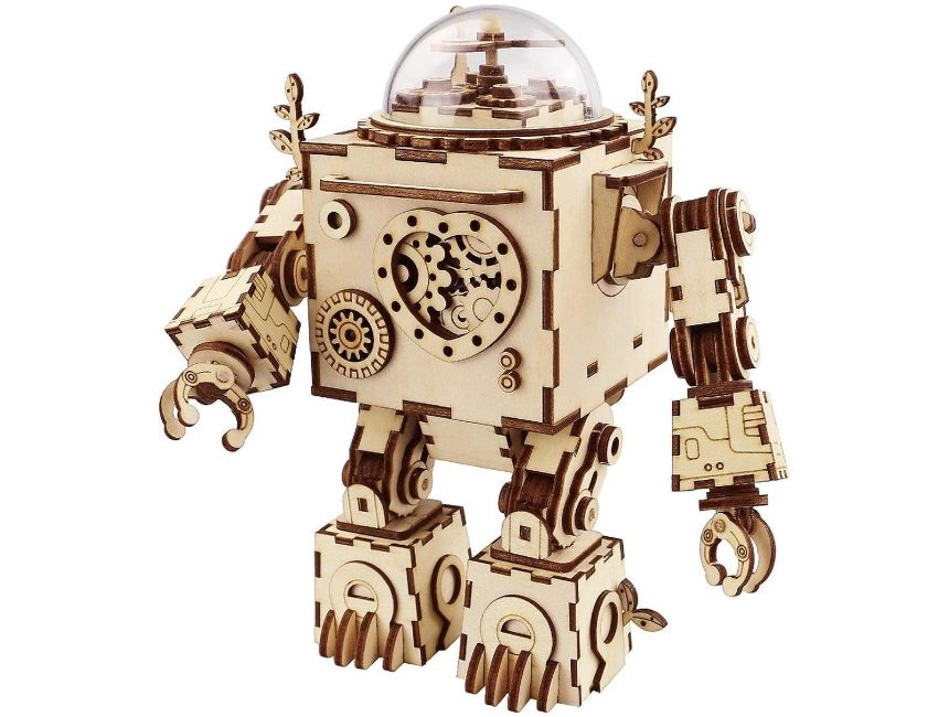 Robot modelbouwpakket