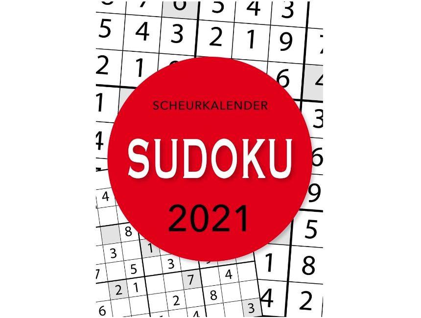 Sudoku scheurkalender nieuwjaarscadeau ouders