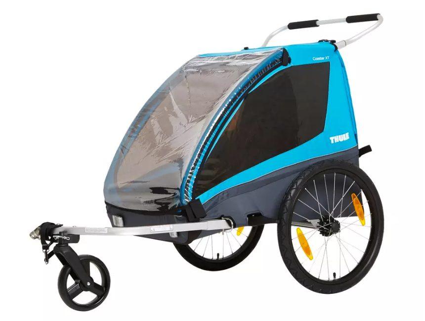Thule fietskar en wandelwagen multisport Coaster XT