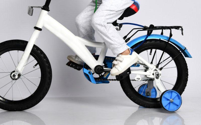 zijwieltjes fiets