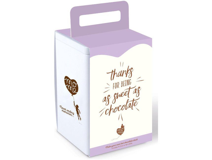 Hot chocolate geschenkbox