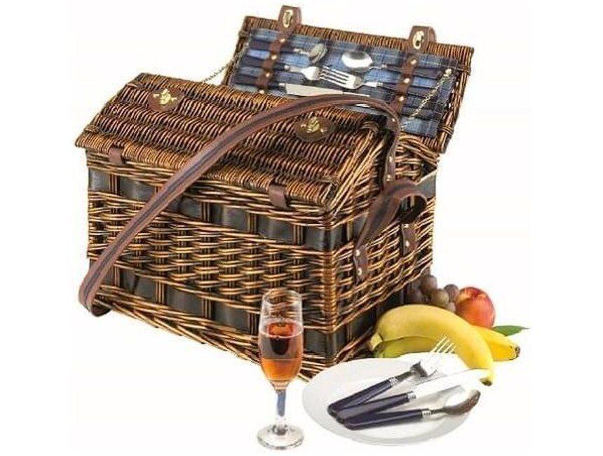 Picknickmand jubileum cadeau