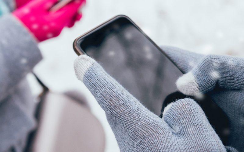 beste smartphone handschoenen