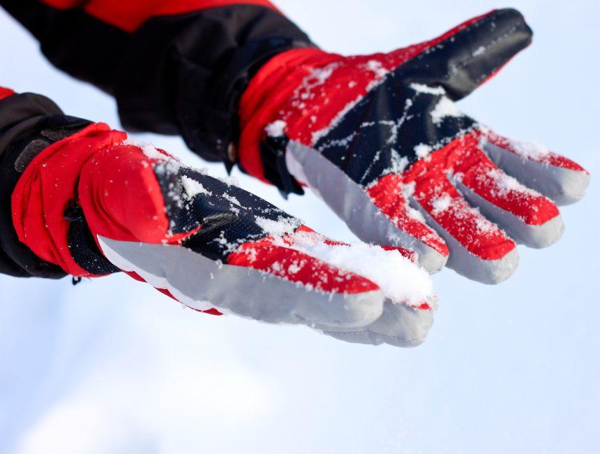 elektrische handschoenen