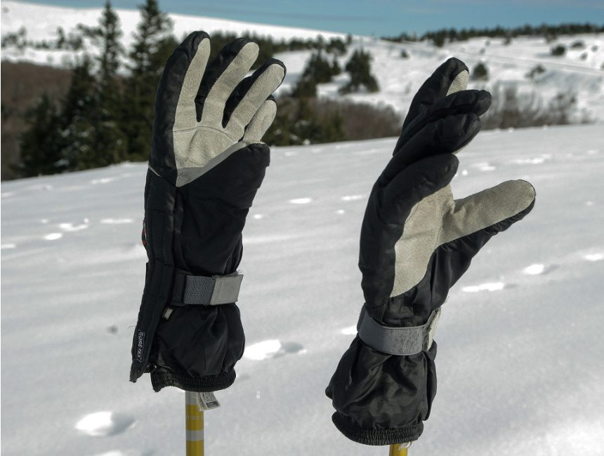goede elektrische handschoenen