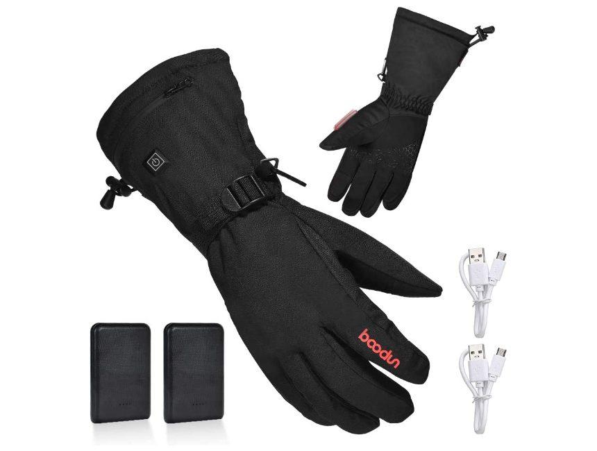 goede verwarmde handschoenen met USB Roeam