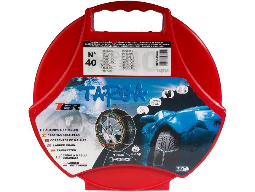 goedkope sneeuwkettingen Targa