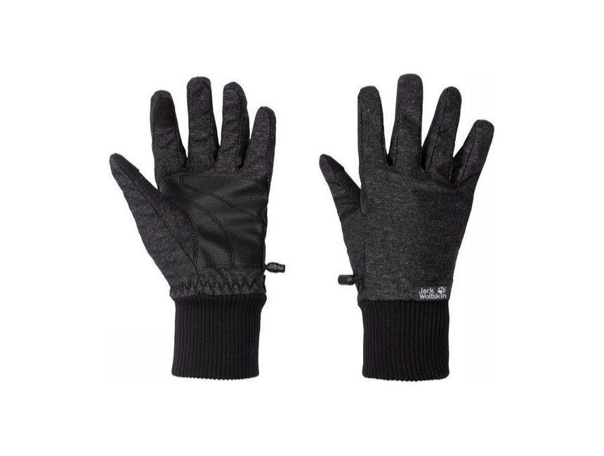 waterdichte touchscreen handschoenen Jack Wolfskin Winter Travel