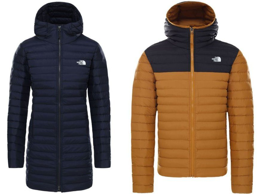 Beste warme winterjas The North Face Stretch