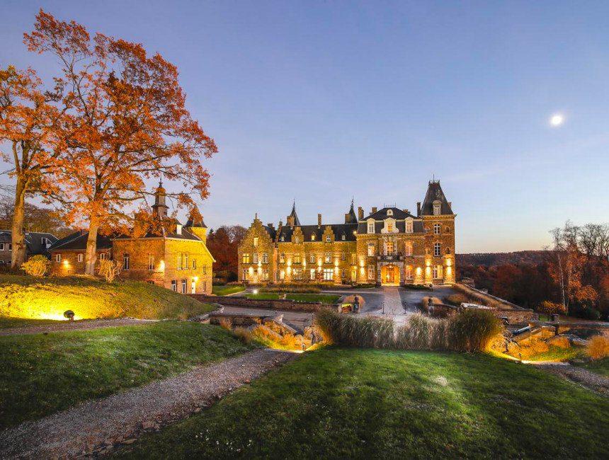 Domaine de Ronchinne Chateau et Ecuries