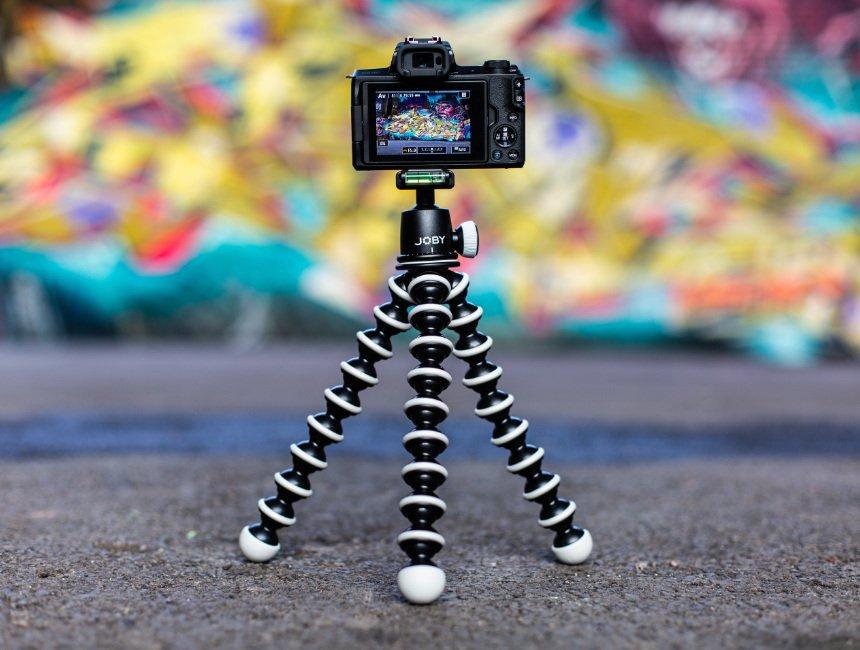 past elke camera op elk statief