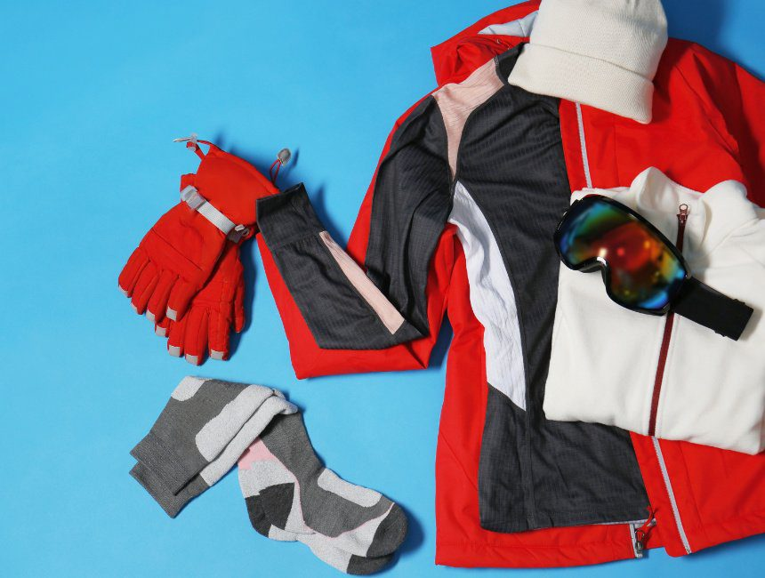 thermokleding voor extreme kou
