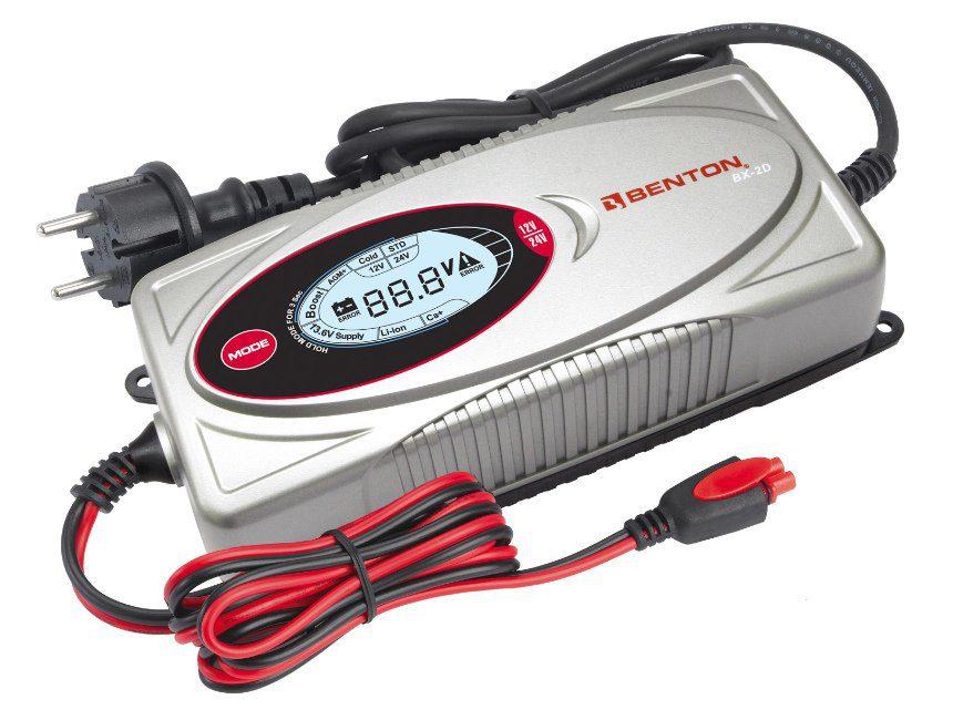 Beste druppellader voor autos Benton BX-2 Acculader