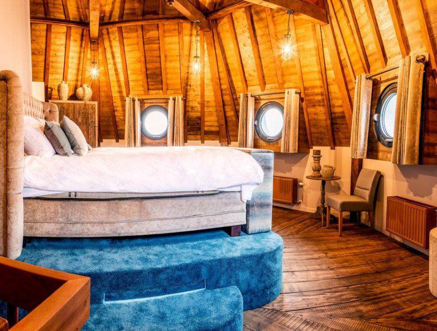 gevangentoren suite origineel overnachten Zeeland