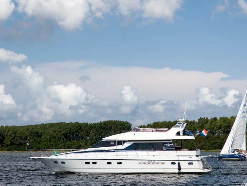 luxe jacht haven Yerseke